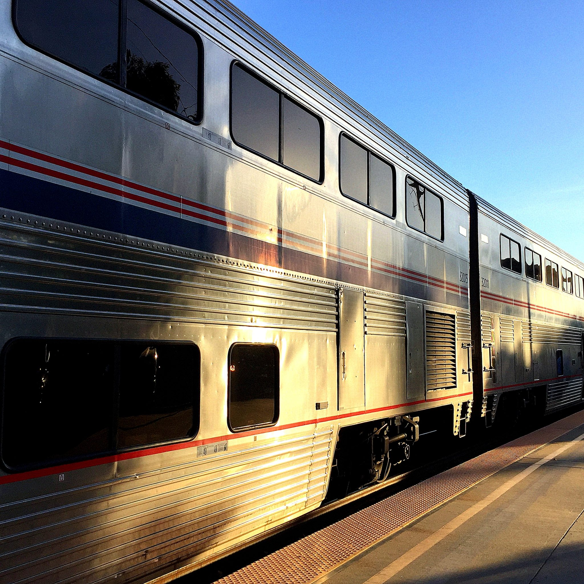 Amtrak has been reducing fuel and energy usage with a few initiatives including energy efficiency upgrades.