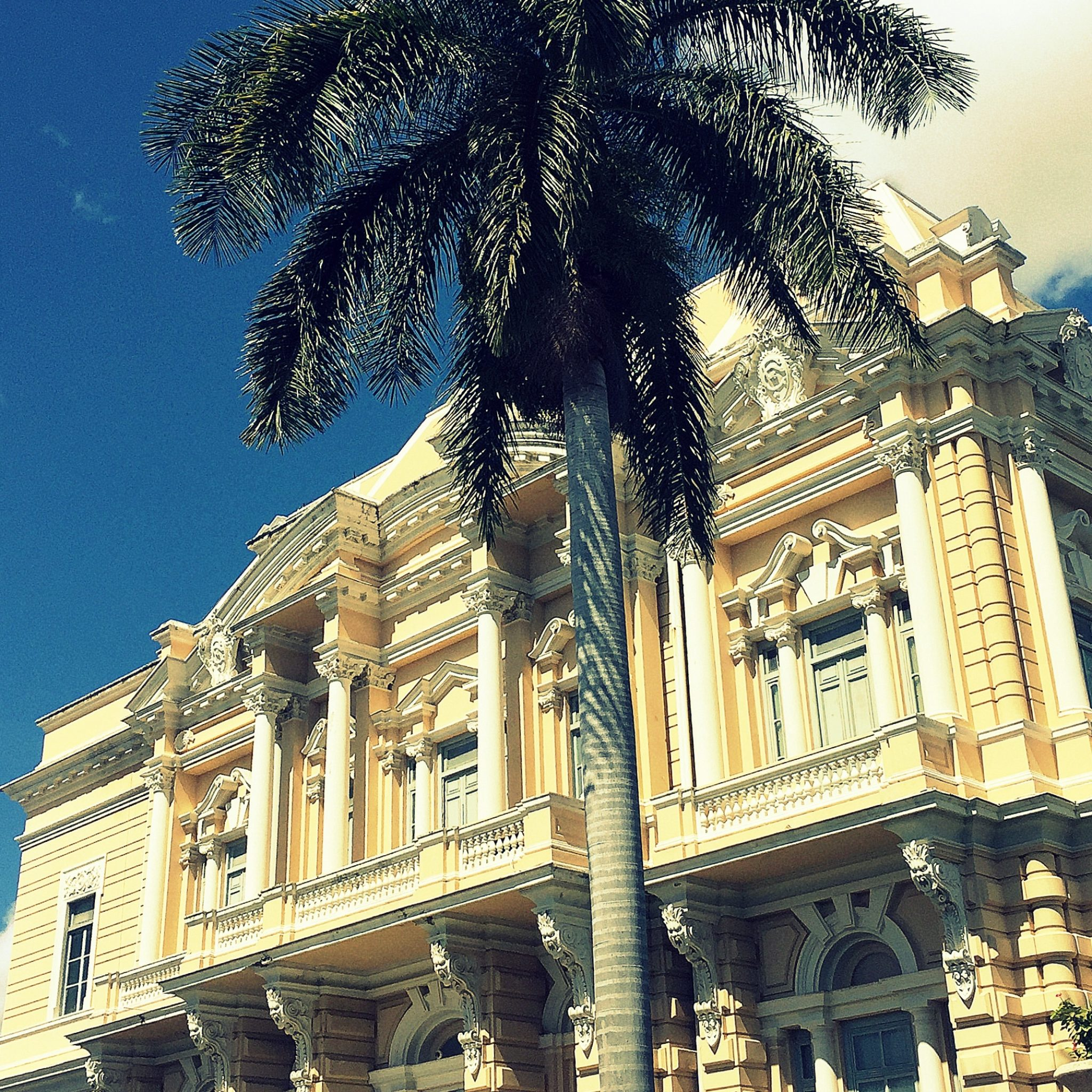 Museum of Anthropology and History is housed in an stunning mansion on Paseo Montejo.