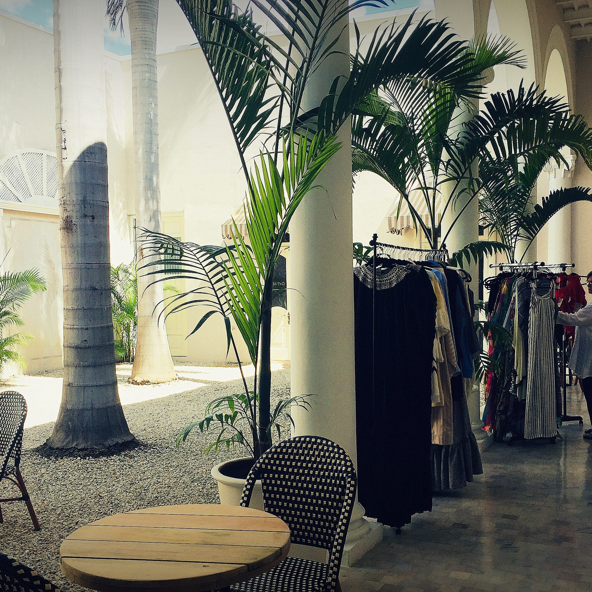 Casa T'hó on Paseo Montejo. Local shops and concept stores are a delight for fashion and interior design lovers alike.