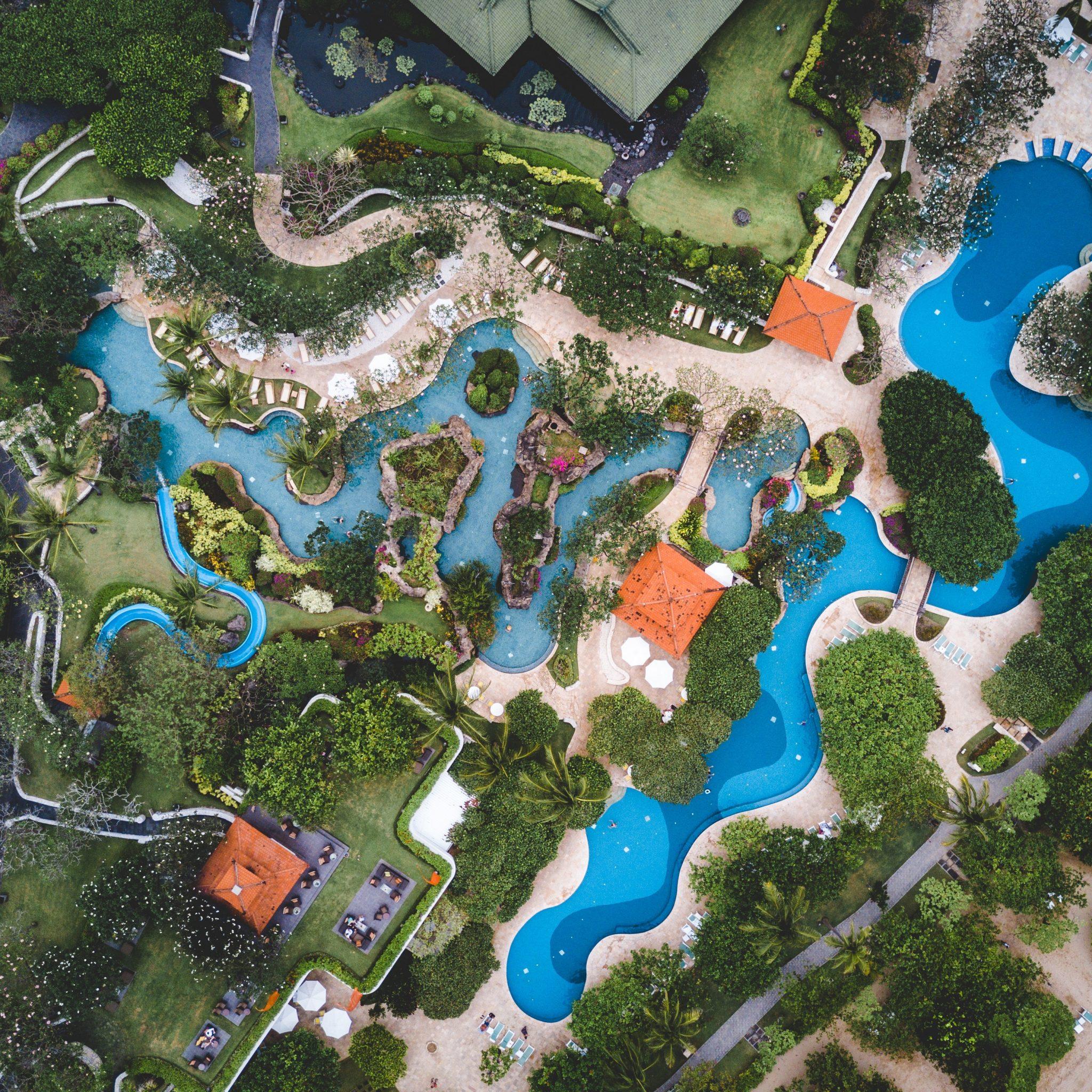 Cancún is often described as a textbook example of environmentally-destructive Big Tourism.