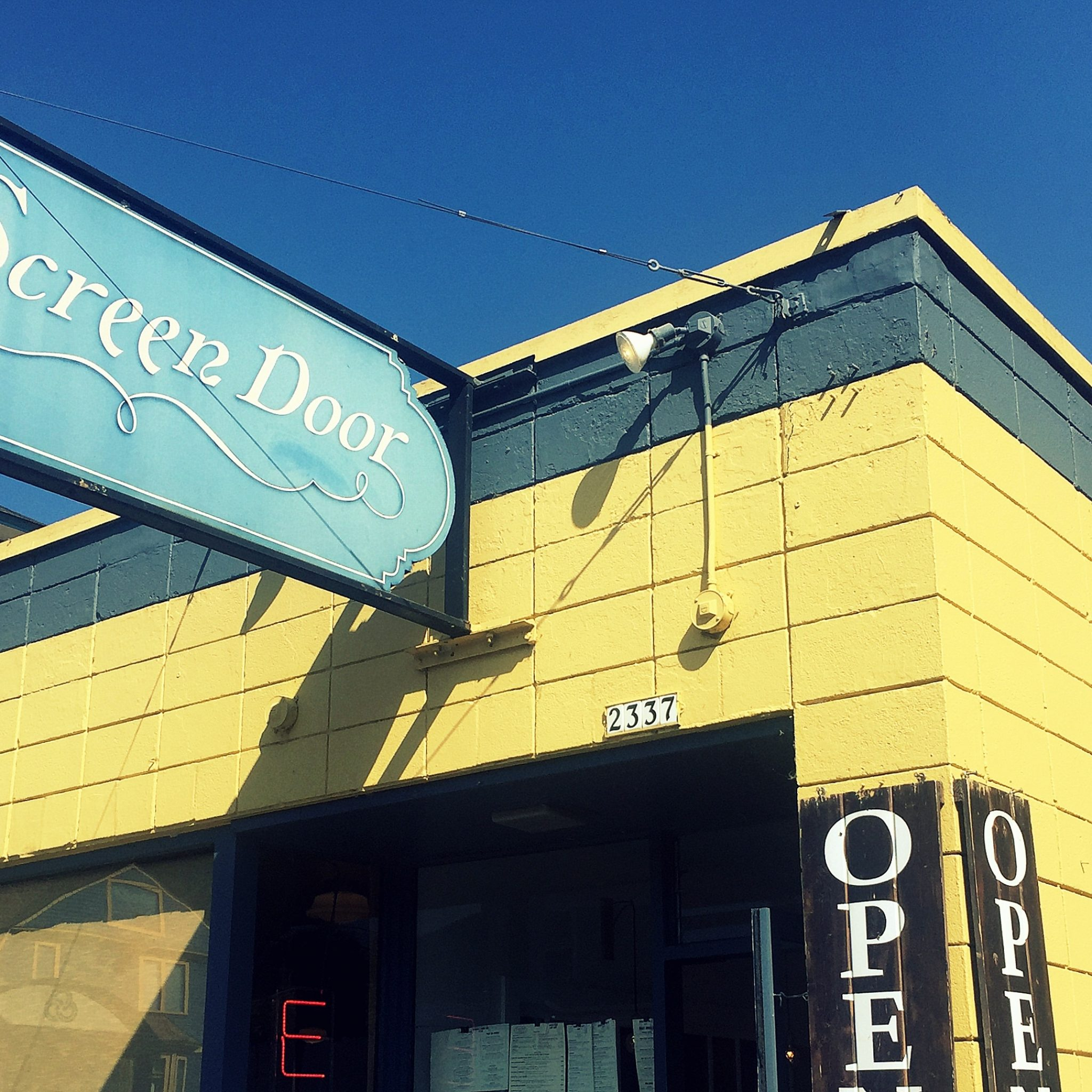 Screen Door is a brunch staple serving all the Southern specialties, but the list of alternative venues is long.