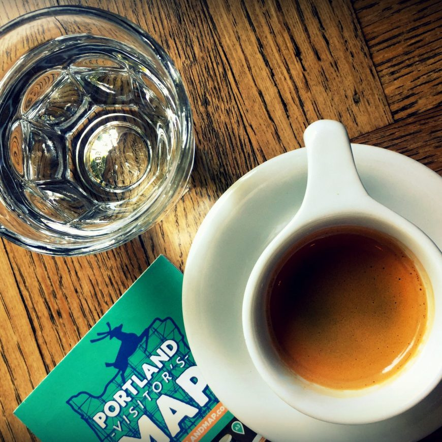 Aside from excellent world class brews, Portland is one of the best cities in the US for coffee lovers.