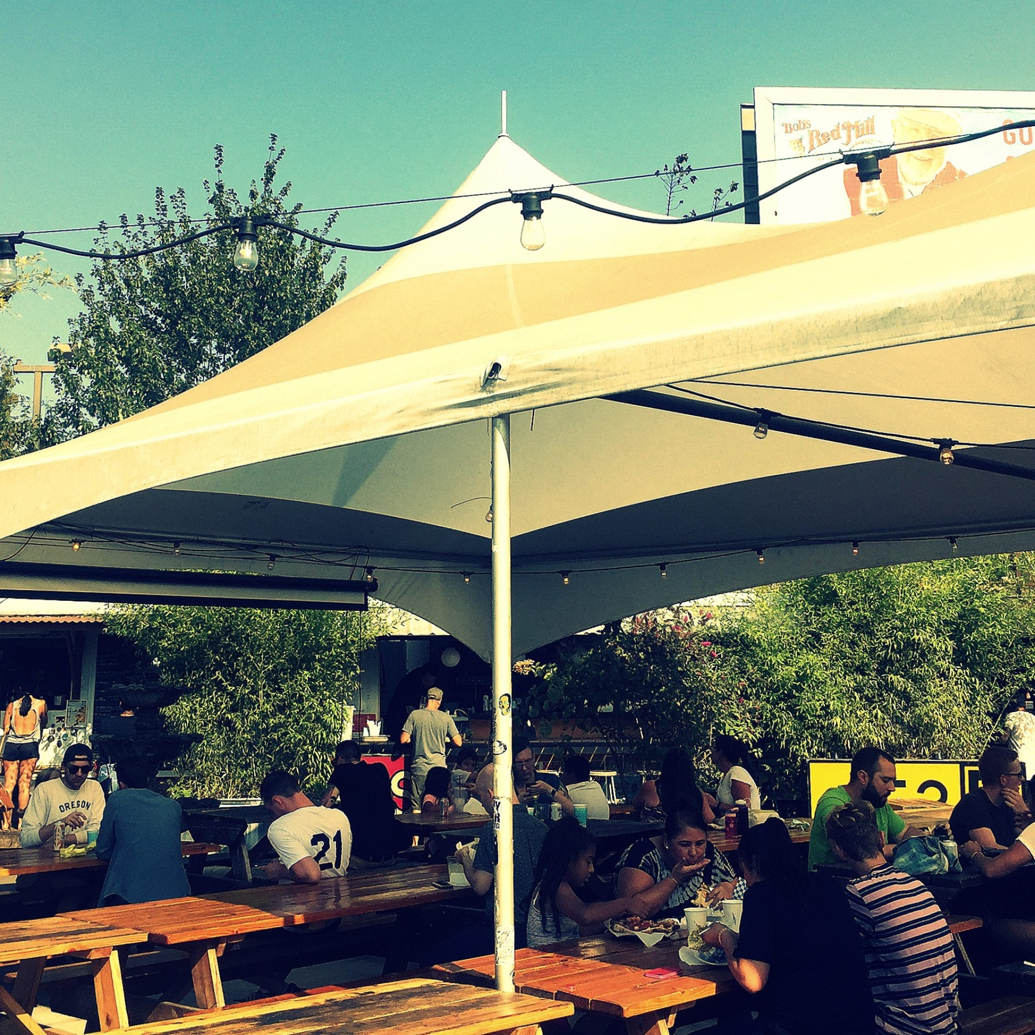 Food carts are a fantastic, uniquely Portland take on street food and collective joy of eating.