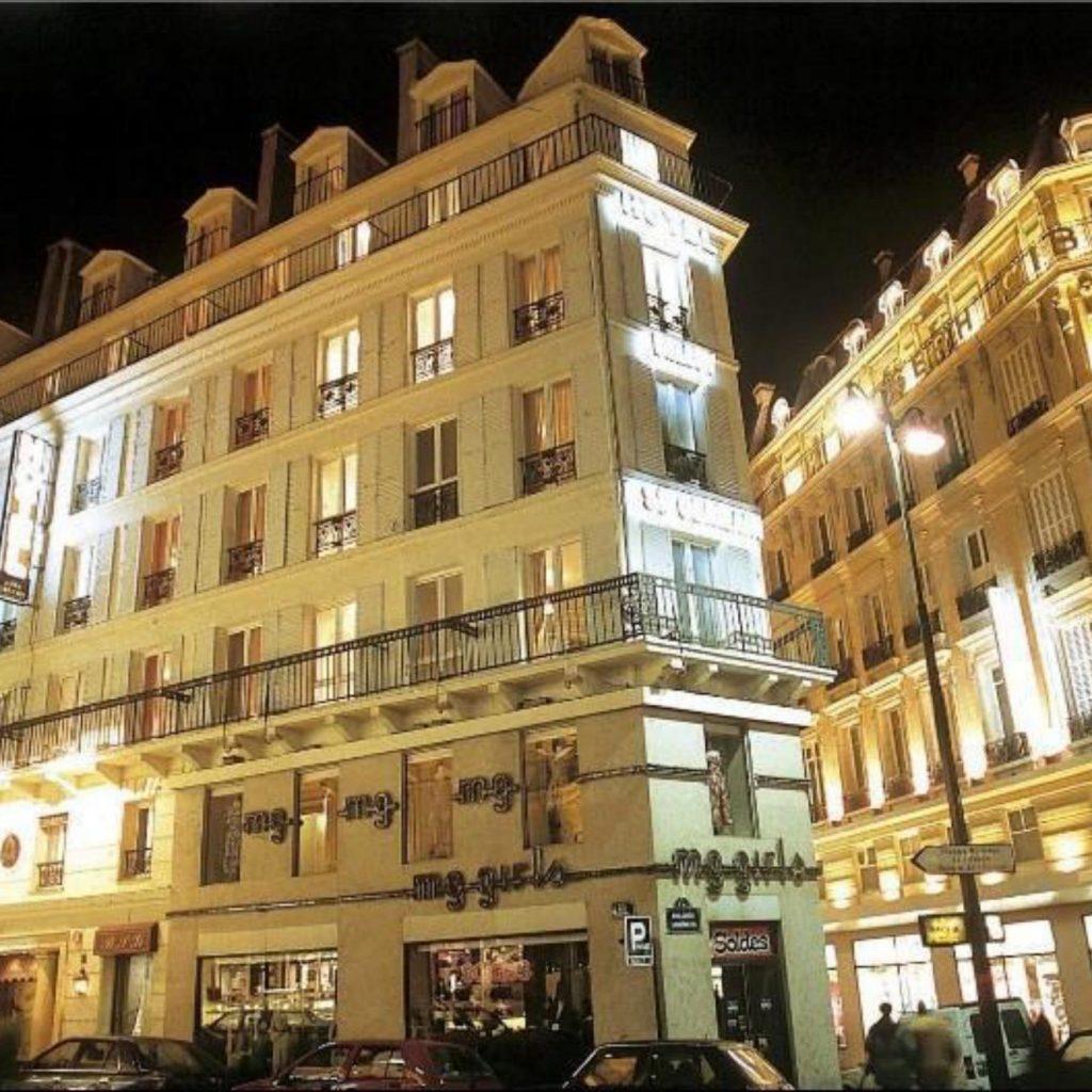 les rives de notre dame hotel paris